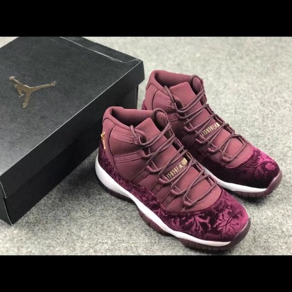 Nike Air Jordan 11 Retro Velvet
